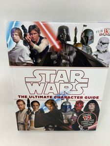 Star Wars The Ultimate Character Guide Book