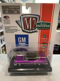 M2 Auto-Drivers 1958 Chevrolet Impala R37 Purple