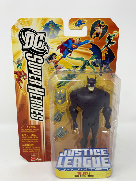 DC Super Heroes Justice League Unlimited