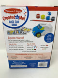 "Melissa & Doug Race Car Bank ""Created by Me!"""