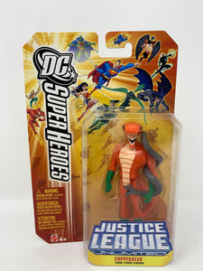 "DC Super Heroes Justice League Unlimited ""COPPERHEAD"""