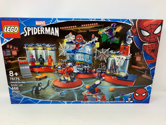 LEGO Set 76175- Attack on the Spider Lair