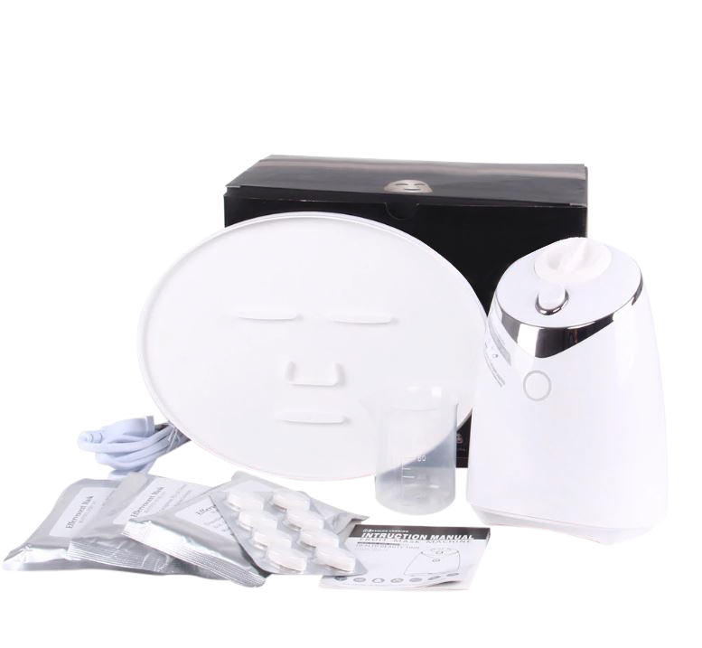 VeggieMask™ The Incredible Automatic Face Mask Printer