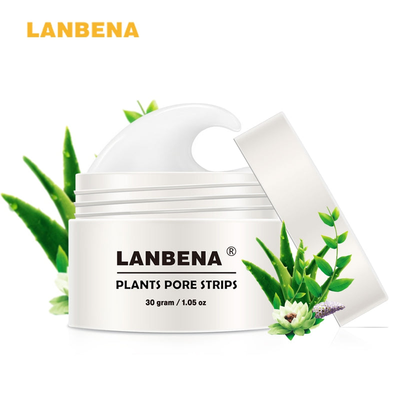 LANBENA™ Magic Blackhead Remover Strips
