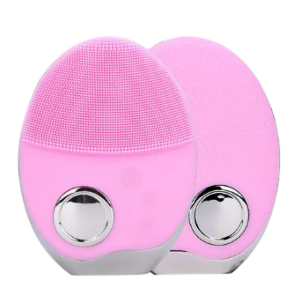 Obelay™ Luxury LED Therapy Electric Facial Cleansing Brush