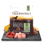 True Instinct Raw Bites Lamb & Turkey For Adult Dogs 1.2kg
