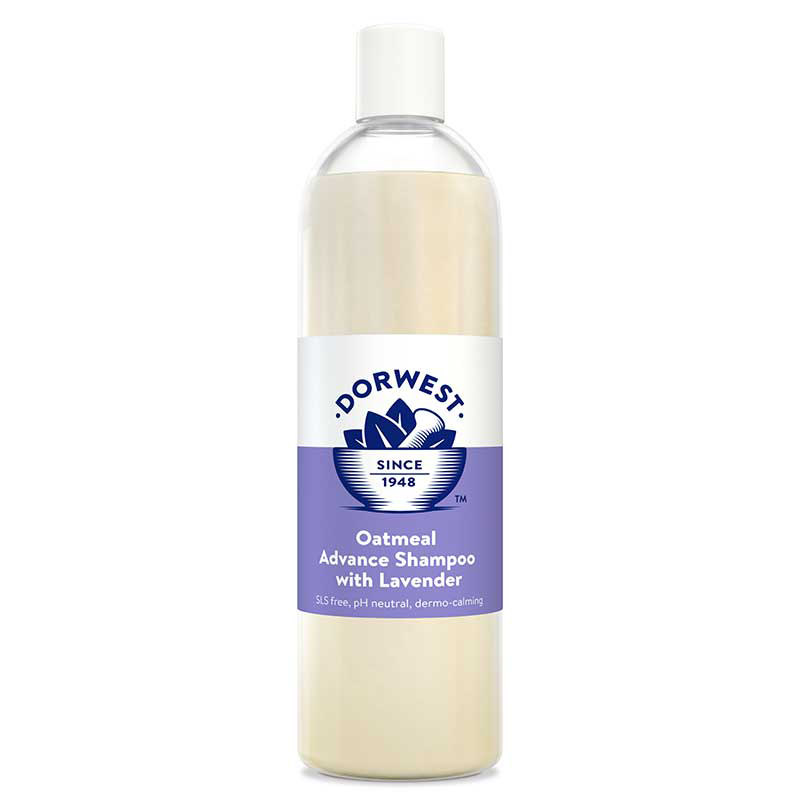 Dorwest Oatmeal Advance Shampoo 500ml