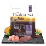True Instinct Raw Bite Duck & Turkey Small Breed Dog 500g