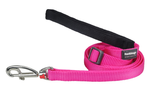 Red Dingo Plain Hot Pink 1.8m Dog Lead