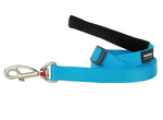 Red Dingo Plain Turquoise 1.8m Dog Lead