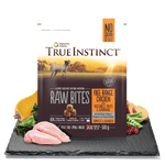 True Instinct Raw Bite Chicken Small Breed Dog 500g