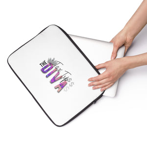Tax Tip Diva Laptop Sleeve