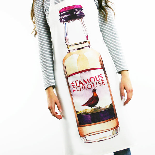 The Famous Grouse Apron