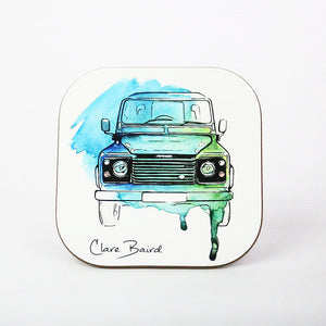 Land Rover Defender Coaster
