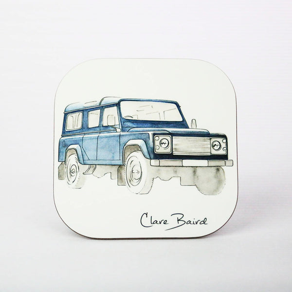 LAND ROVER COASTER
