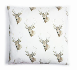 HIGHLAND STAG CUSHION
