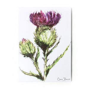 THISTLE - FLOWER OF SCOTLAND MAGNET