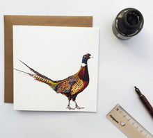 Load image into Gallery viewer, Pheasant Card