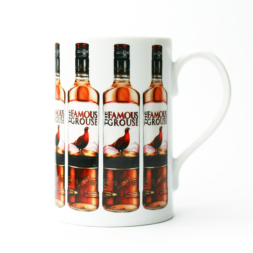 THE FAMOUS GROUSE PORCELAIN MUG