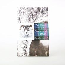 Load image into Gallery viewer, Ewe Sheep cotton tea towel | Clare Baird