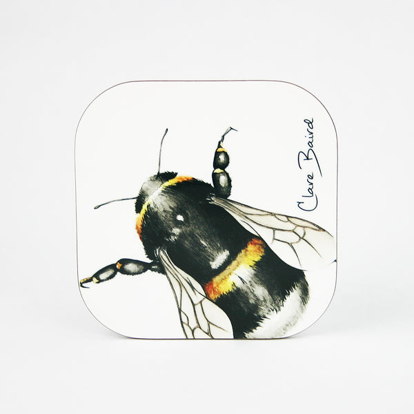 Bumble bee Coaster gifts | Clare Baird