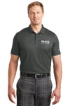 Nike Dri-FIT Crosshatch Mens Polo #838965