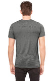 Bella+Canvas Unisex Triblend Short Sleeve Tee #3413 (Storm)
