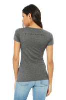 Bella+Canvas Women's Triblend Short Sleeve Tee #8413
