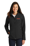 Port Authority Ladies Core Soft Shell Jacket #L317