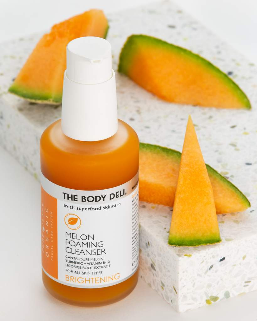 Body Deli: Melon Foaming Cleanser