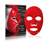 Load image into Gallery viewer, OMG! Red + Snail Mask