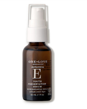 One Love Organics: Botanical E Youth Preservation Serum