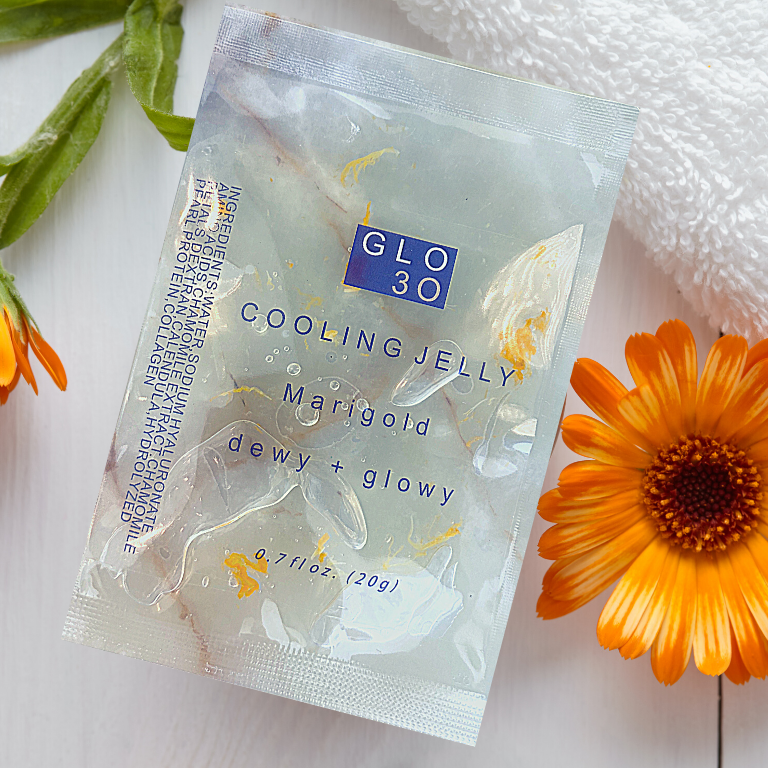 Marigold Cooling Jelly - Gel and Overnight Mask