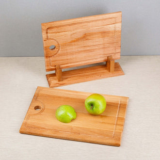 Wooden Rectangle Chopping Board