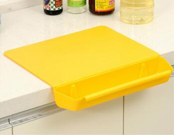2 in 1 Non-slip Folding Cutting Board
