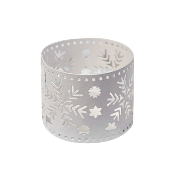 Mini 5x6.5CM Vintage Moroccan Christmas Candle Holder