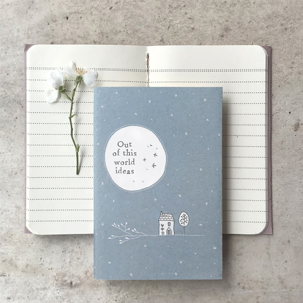 East of India Small notebook - Out of this world ideas