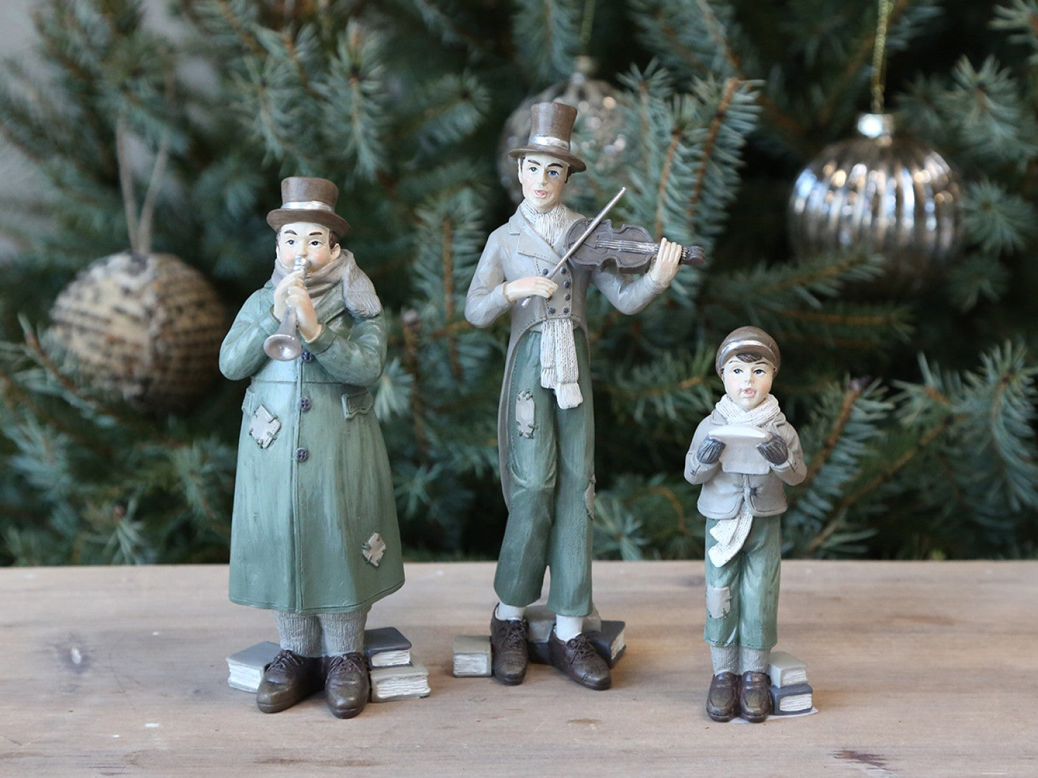 Small Vintage Christmas Orchestra
