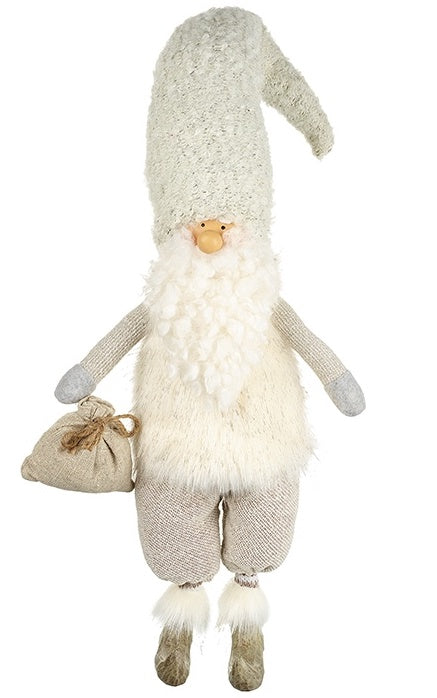 Woolly Hat Standing Santa