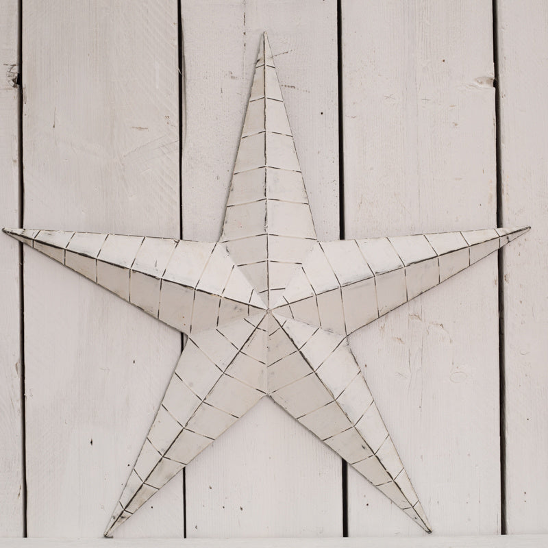 Metal Barn Star - 2 Sizes