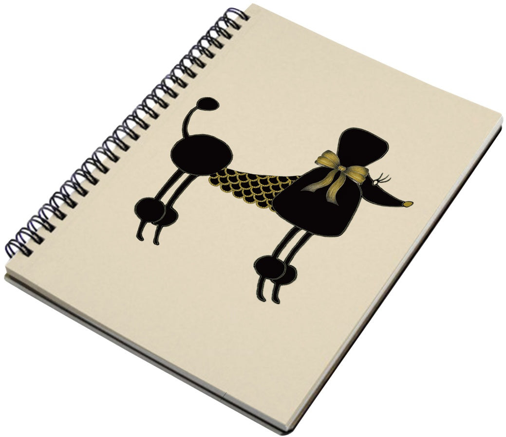 A5 Dog Notebook - 3 Designs