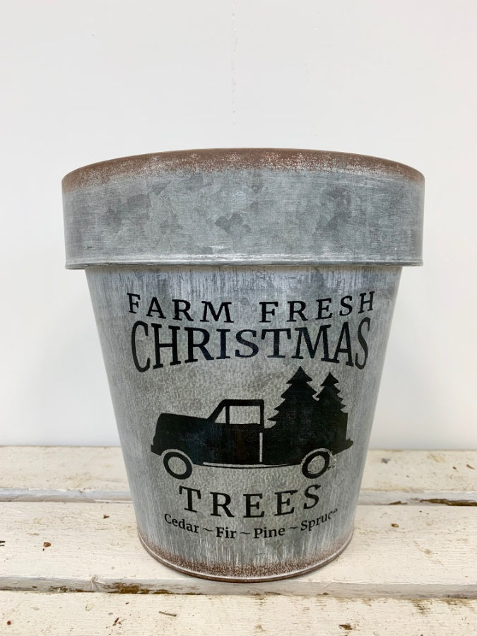 Farm Fresh Planter