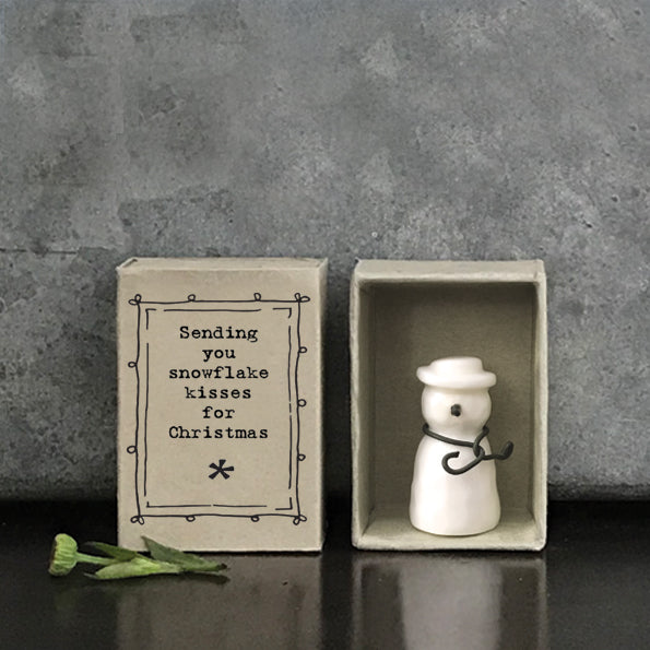 Snowflake Kisses Gift