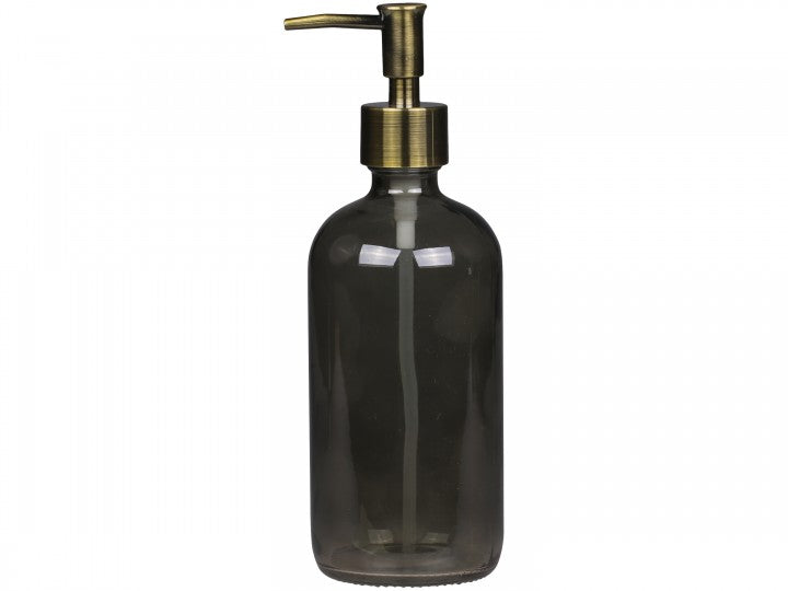 Coal bottle with pump - 2 sizes