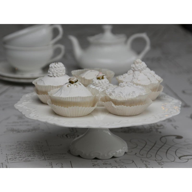 Provence cake stand