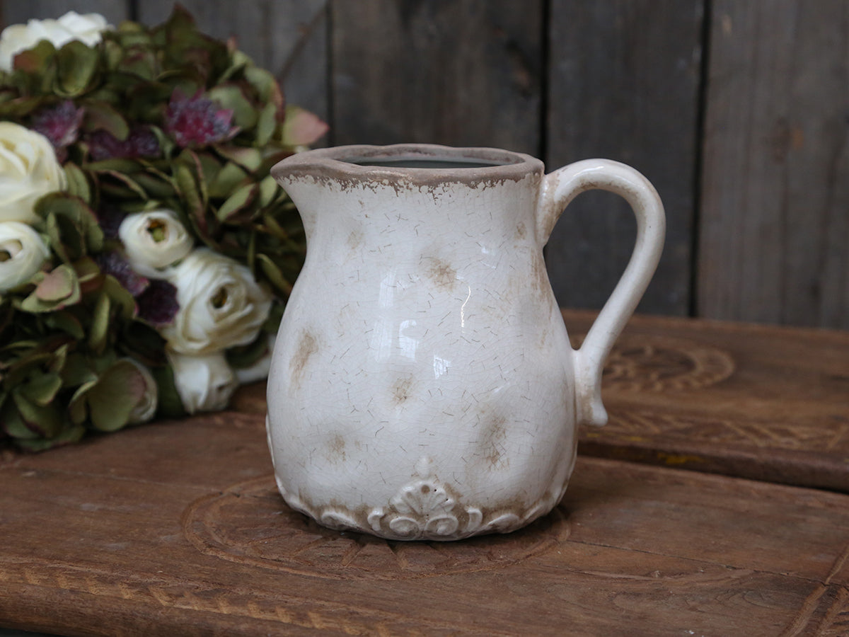 Marcy Antique Cream Jug