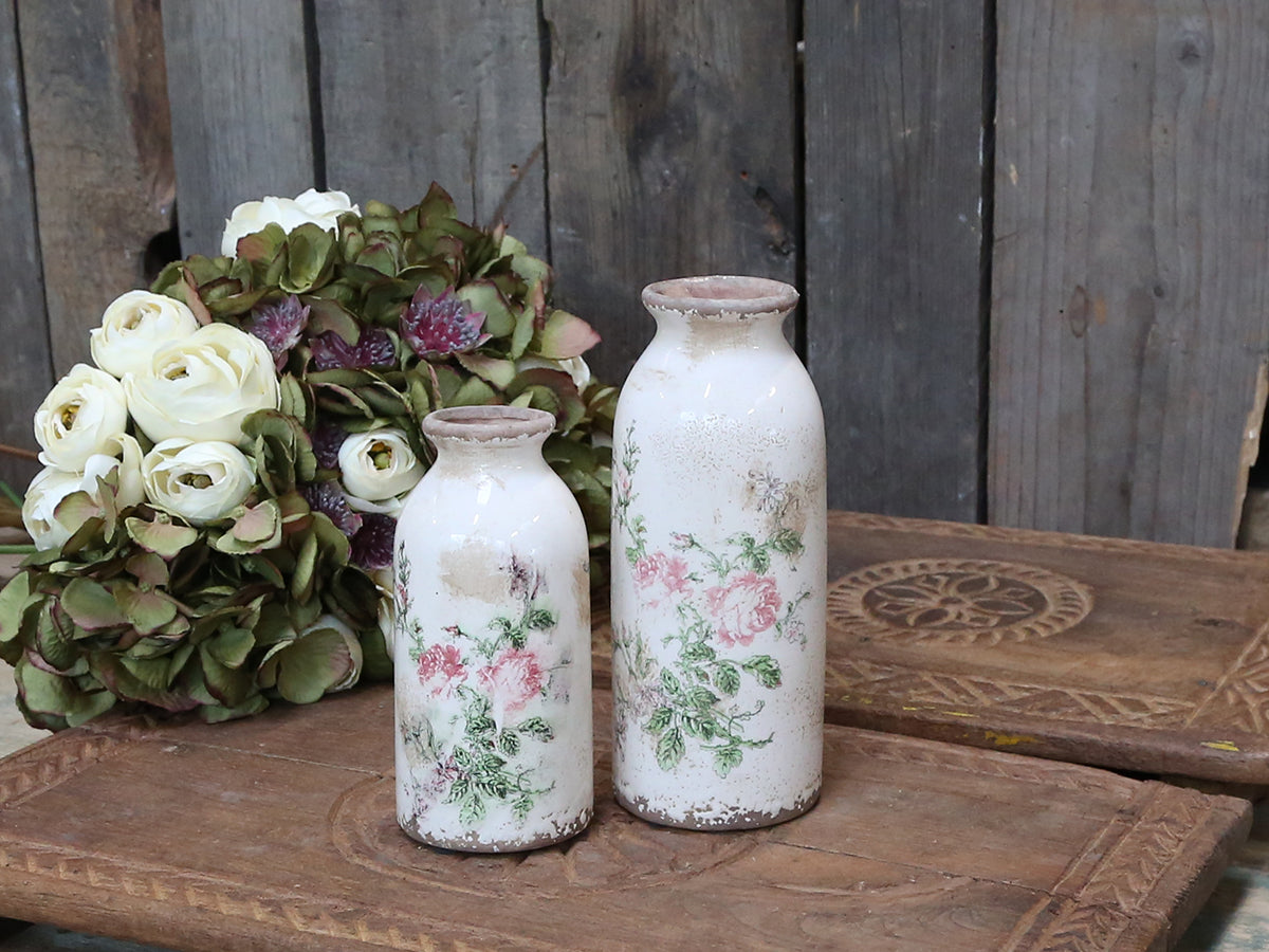 Toulouse Bottle Vase - 2 Sizes