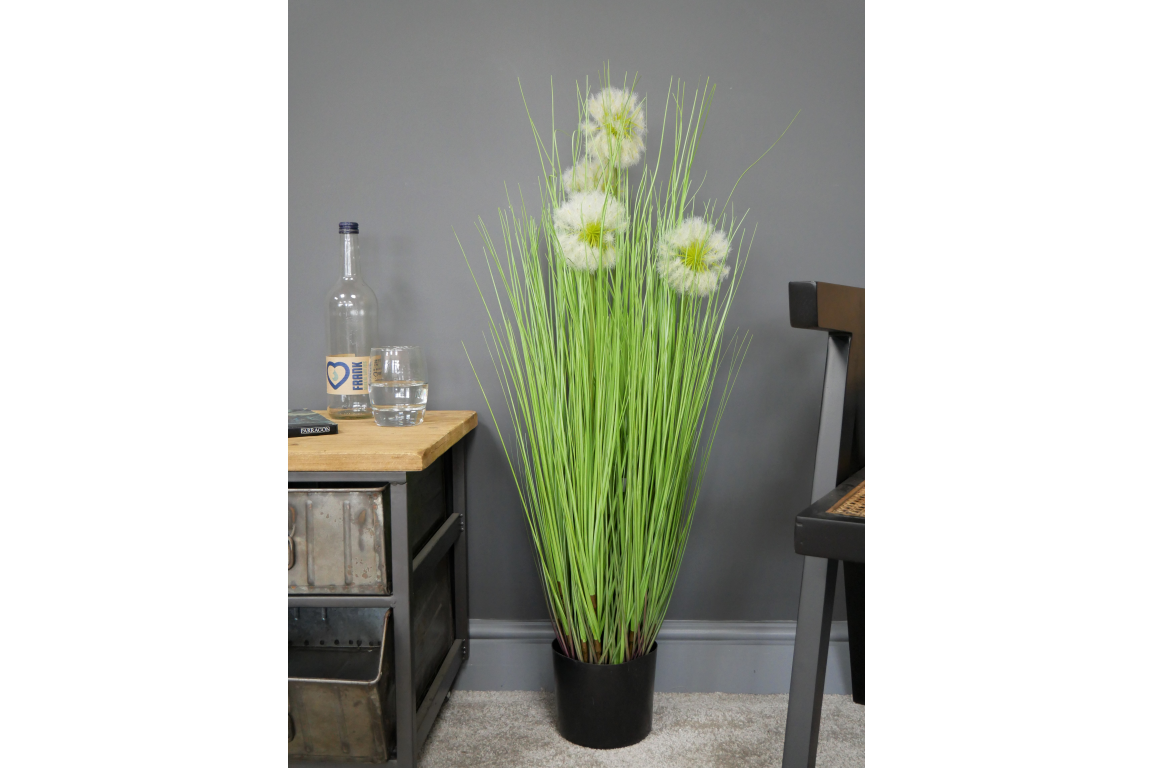 Artificial dandelion grass - 2 sizes
