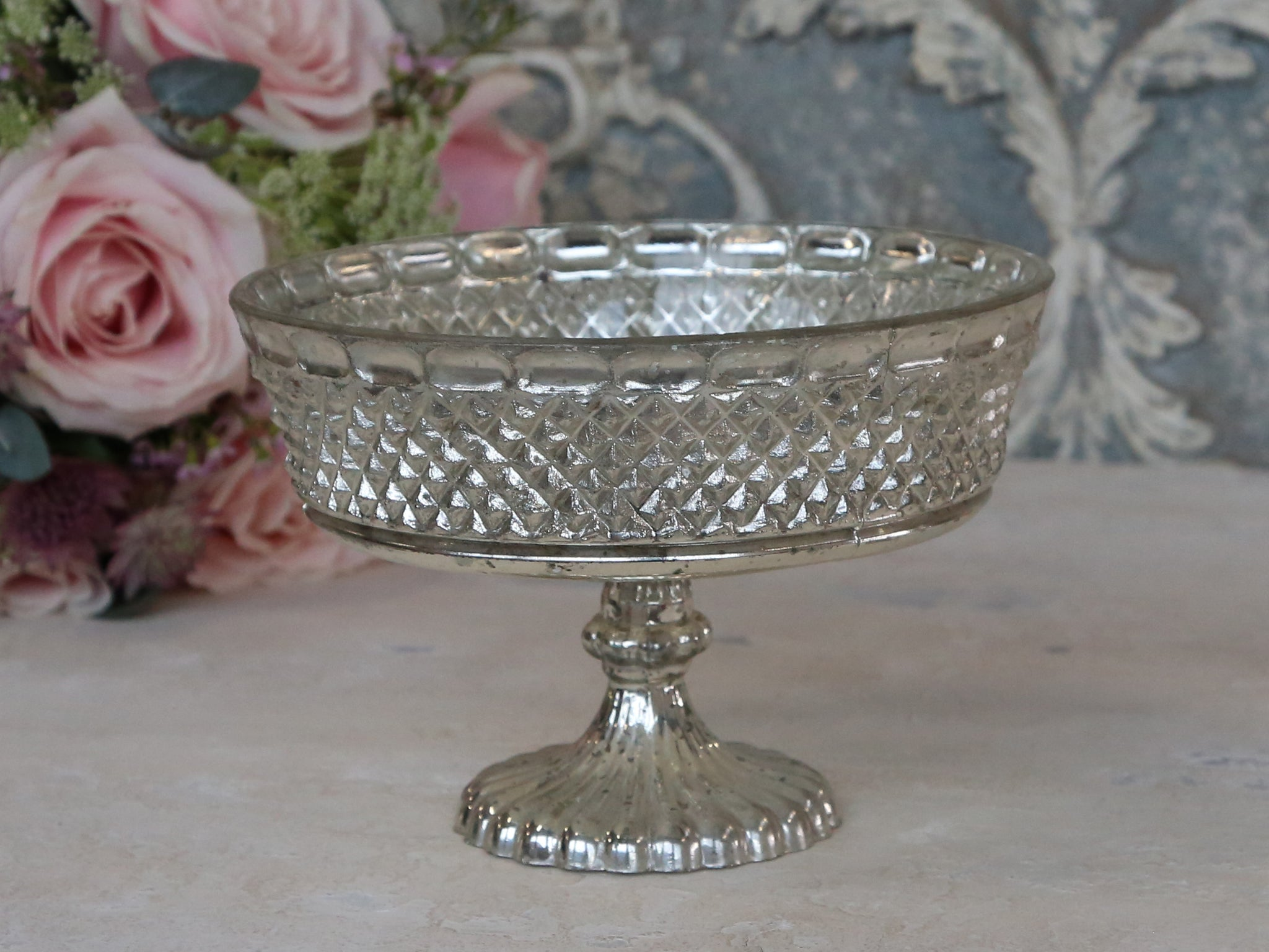Antique Silver Centrepiece
