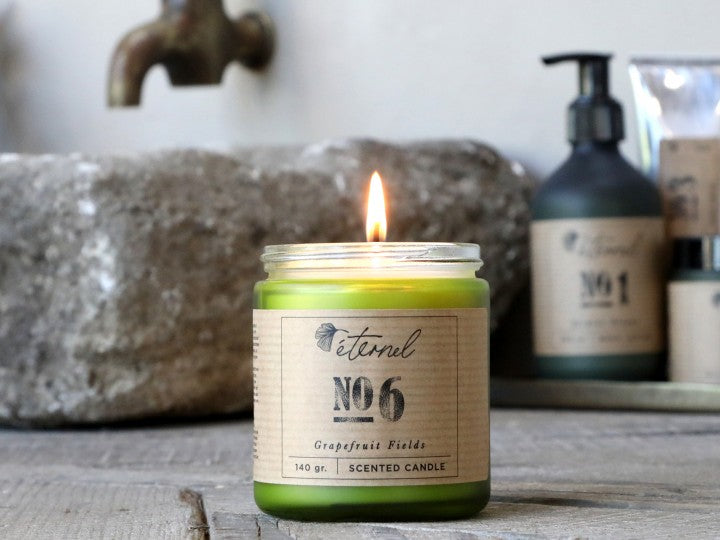 Éternel Scented Candles - 6 fragrances